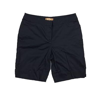 Ellen Tracy Weman Shorts. Black. Sixe: 12.