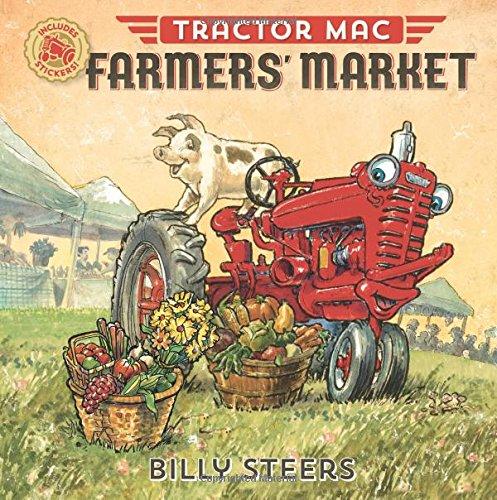 Tractor Mac Farmers' Market ebook