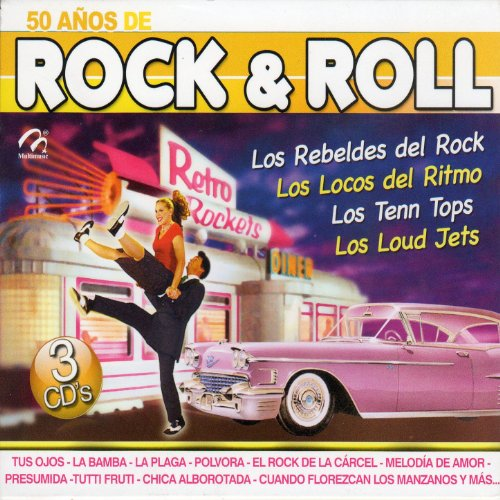 ... 50 Años De Rock And Roll [Clean]