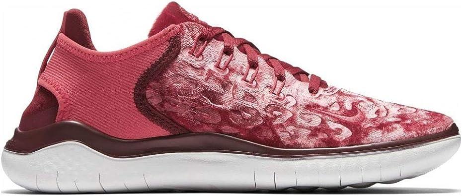 Tacto Mucho Nublado  Amazon.com | Nike Women's Free Rn18 Wild Velvet Running Shoes | Road Running
