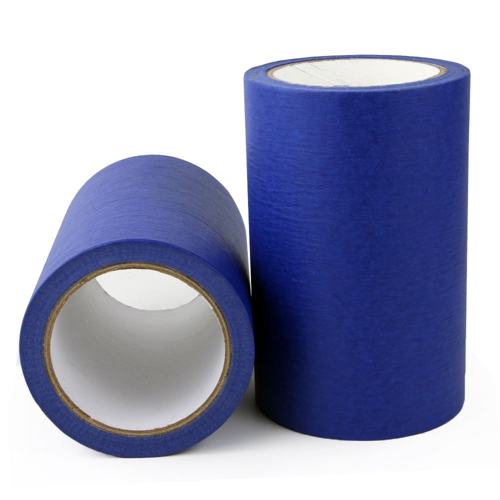 Gizmo Dorks Blue Painters Tape for 3D Printers 6.25'' x 100'