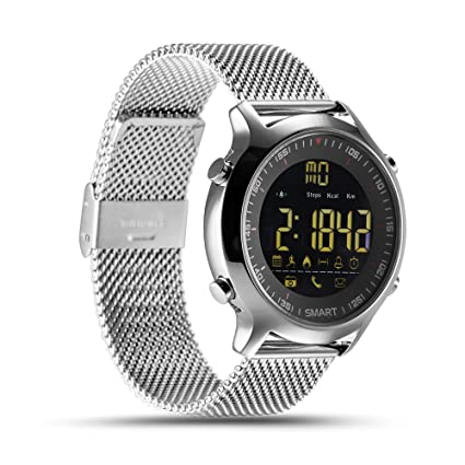 Amazon.com: TKSTAR Bluetooth SmartWatch Light Digit with ...