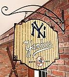 MLB New York Yankees Men's Tavern Sign, Small, Multicolor