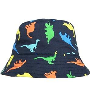 Sumolux Bonnet Chapeau de Soleil Chapeau de Plage Anti UV en Coton Motif de  Cartoon Animal 87ded3793cc