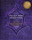 The KJV Bible Word-Find, Karen Webb, 1492127205