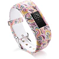 FreeDeal Garmin VivoFit 3 Kids' Fitness Replacemet Silicone Watch Band Strap