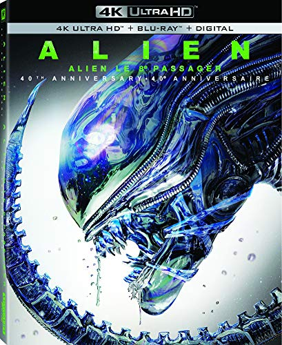 Alien (Bilingual) [4K UHD + Blu-ray + Digital] for sale  Delivered anywhere in Canada