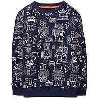 Gymboree Little Boys' Winter Pullover Sweatshirt