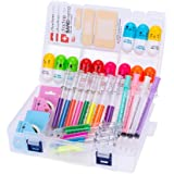 34 Pcs Cute School Supplies Set 12 Syringe Highlighters 4 Nursing Needle Pens 12 Vitamin Pill Pens And 2 Tape 3 Bandage…