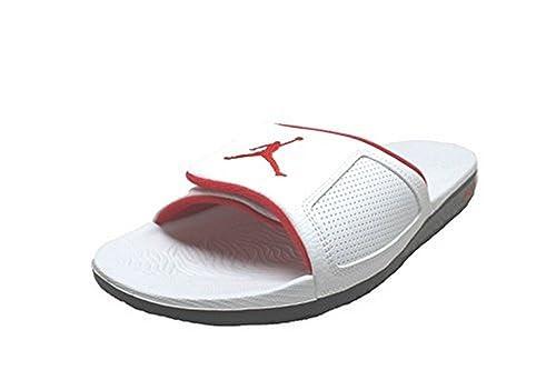 huge discount f5630 e60d6 Jordan Sandal Hydro III Retro (10 D(M) US, White University