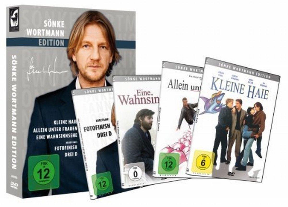 Sönke Wortmann Edition (4 DVDs): Amazon.de: Jürgen Vogel, Kai ...