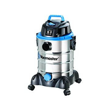 Vacmaster 6 Gallon 3 Peak HP Wet Dry Shop Vac
