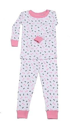 acfff9b33e Amazon.com  New Jammies Organic Cotton Snuggly Pajamas  Clothing