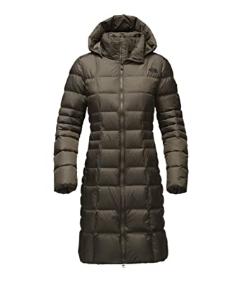 Amazon.com: The North Face Women's Metropolis Parka: THE NORTH ...