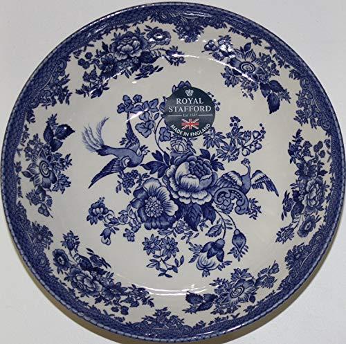 (Royal Stafford Asiatic Pheasant Dark Blue 7-1/2