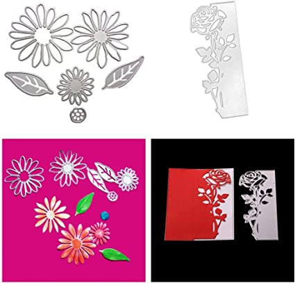 DIY Metal Shape Metal Cutting Dies for Scrapbook Embossing Photo Album