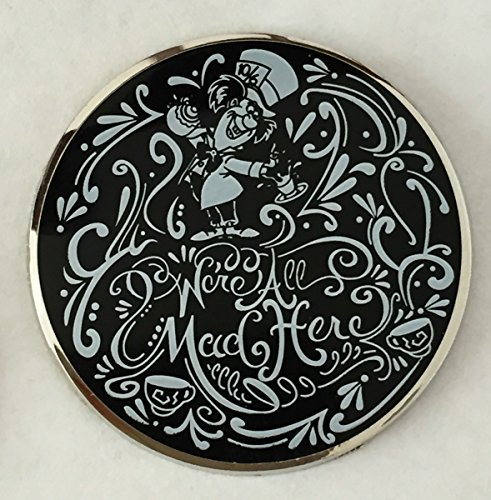 Disney Pin 106754 Alice in Wonderland Sketch Booster Pin - The Mad Hatter Pin]()