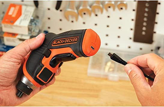 Black & Decker BDCS30C Power Screwdrivers product image 5