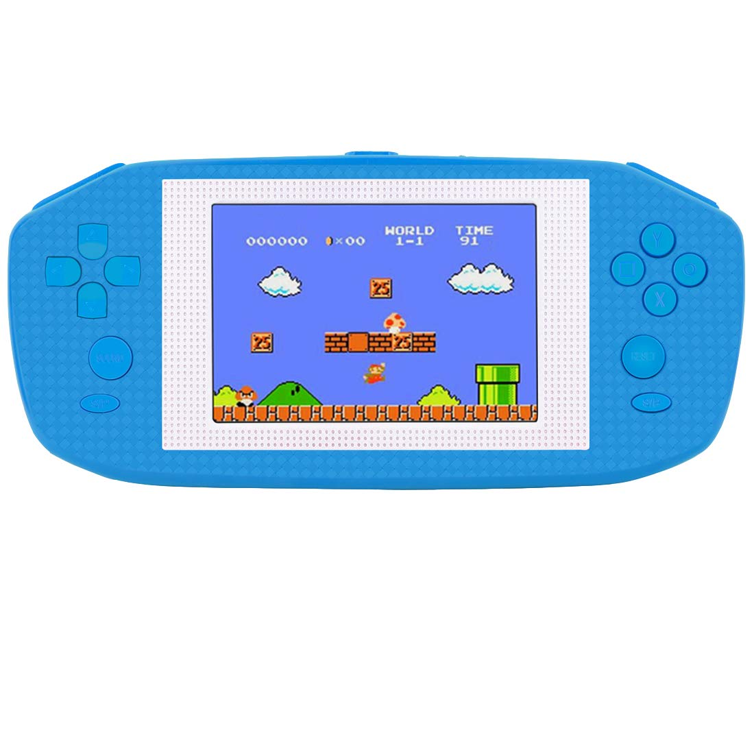 ZHISHAN Handheld Game Console Classic Retro Video Gaming Player Portable Arcade Electronic Games