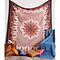 Magical Thinking Vehari Medallion Tapestry By Monika Enterprises by MOGI