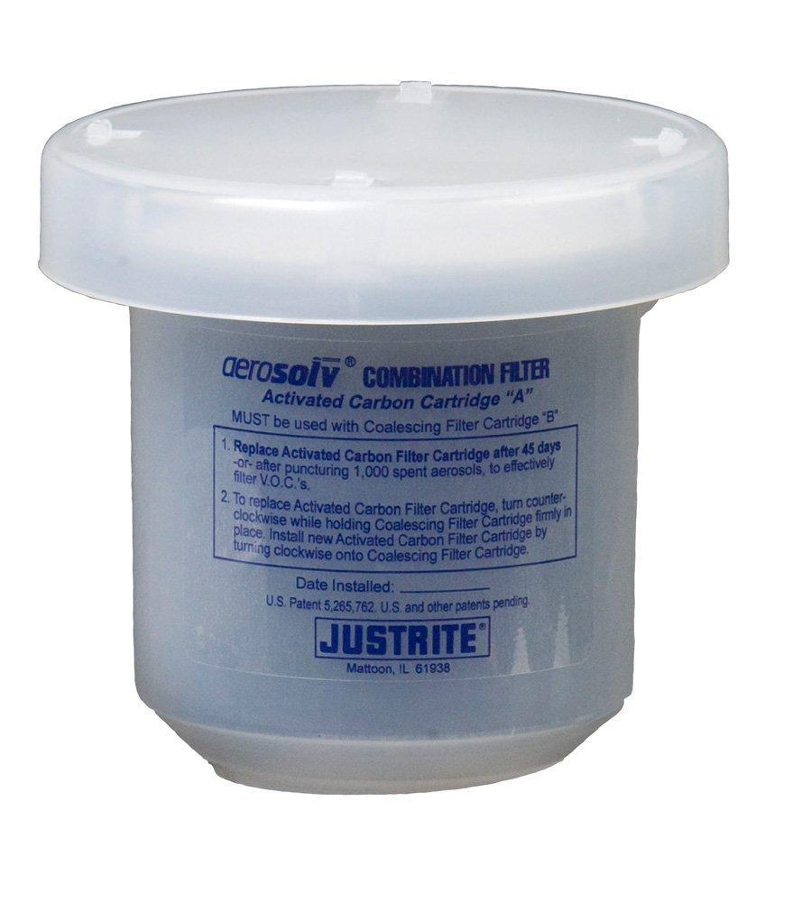 Justrite 28198 Activated Carbon Cartridges F/Aerosol C