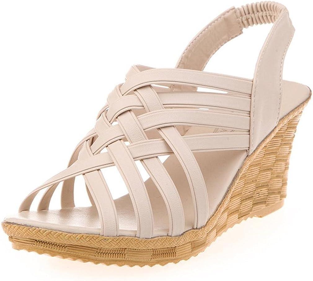 Solshine Chaussures compens/ées Femme