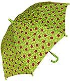 RainStoppers W104 Kid's Bug Print Arc Umbrella, Multi, 32