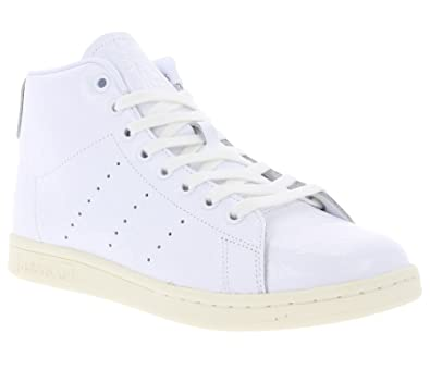 adidas Originals Stan Smith Mid W, ftwr white-ftwr white-off white,