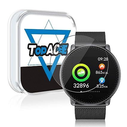 Amazon.com: Topace - Protector de pantalla para reloj ...