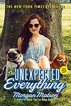 The Unexpected Everything by [Matson, Morgan]