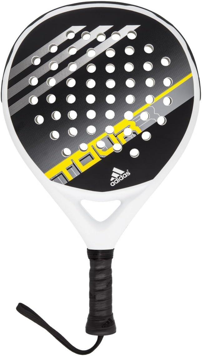 Pala Adidas Fast Precision Tour Negra: Amazon.es: Deportes y aire ...