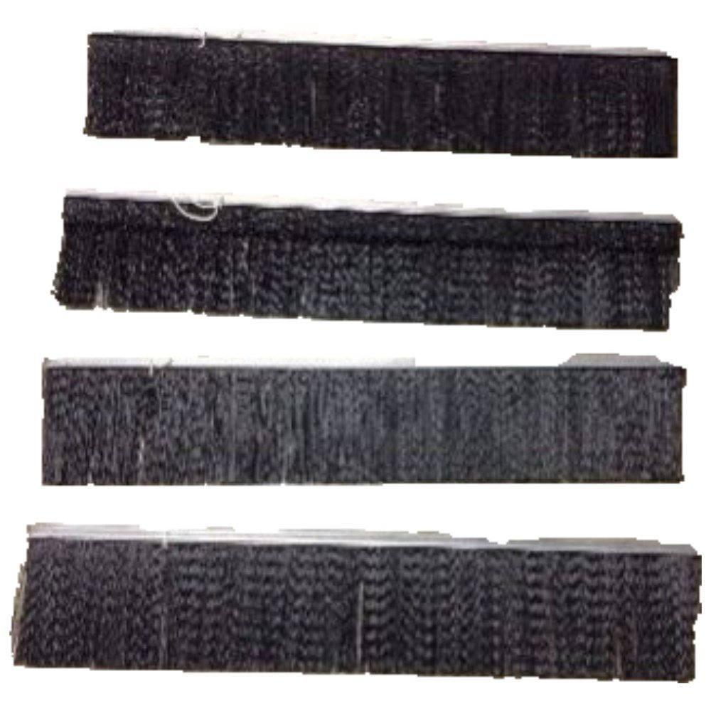 """Agri-Fab New Sears Craftsman 46"""" Lawn Sweeper Brush Paddle 48562 (Set of 4)"""