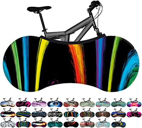 Funda Cubre Bicicletas para Interiores, Bicicleta Exterior ...