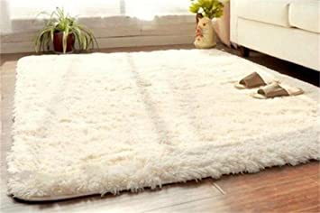 Amazoncom  Soft Fluffy Rugs Anti Skid Shaggy Rug Dining Room - Carpet for dining room