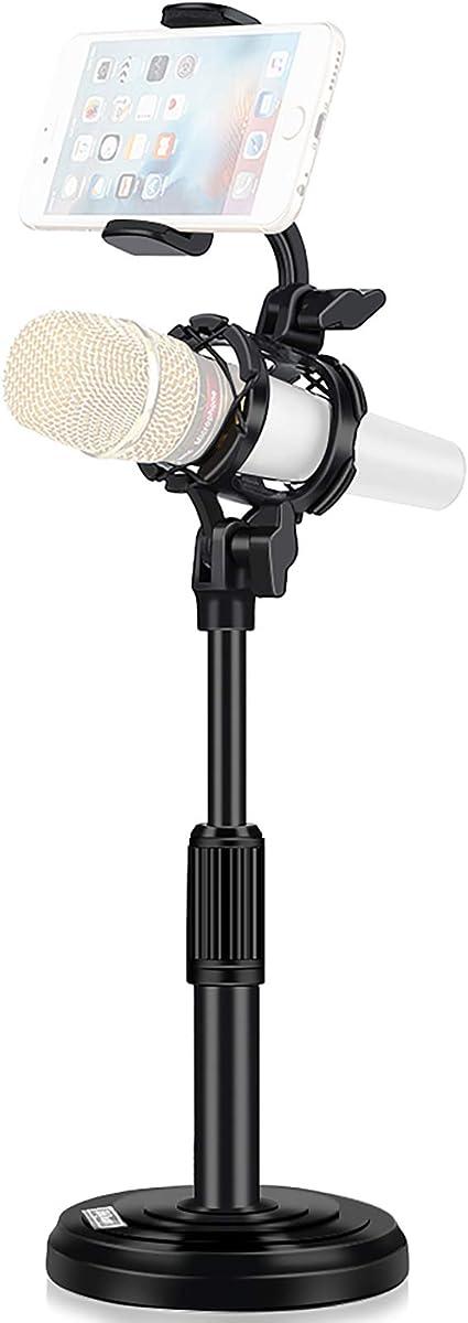 montaje de zapata de aleaci/ón de aluminio mini adaptador de montaje de zapata caliente//soporte de soporte para micr/ófono con flash de monitor con tornillo de 1//4 y montaje Mini cabeza esf/érica