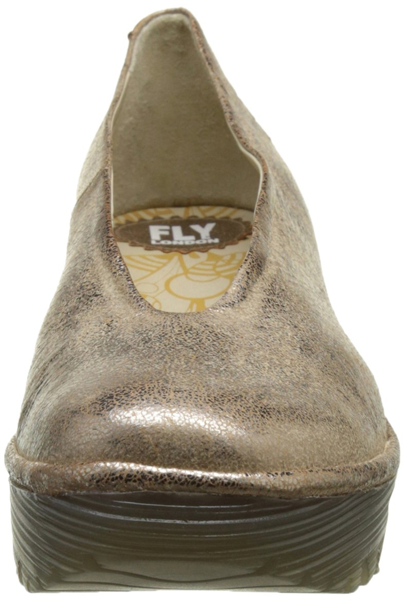 FLY London Women's Yaz Wedge Pump B01L9NAW7C 36 EU/5.5-6 M US|Luna