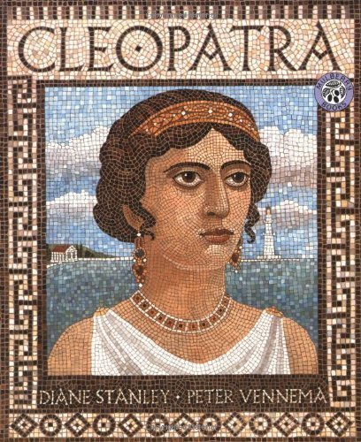 Cleopatra (Time-Traveling Twins) by Stanley, Diane, Vennema, Peter (1997) Paperback