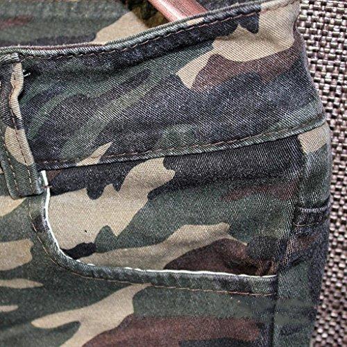 Bassa Short Vita Camuffamento Mini Donne Clubwear Pantaloni Jeans Womens Color Pantaloncini Strappati Denim Picture Caldi A Nightclub Tagliato Byjia qtI4P4