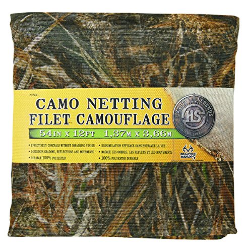 Advantage Camo Fabric (Hunter's Specialties Mesh Netting, Realtree Advantage Max-5 Camo)