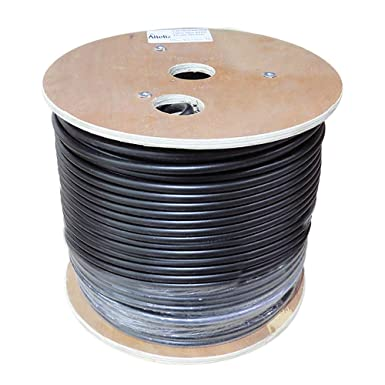 altelix ax400db Direct entierro al aire libre impermeable 400-series de baja pérdida Cable Coaxial