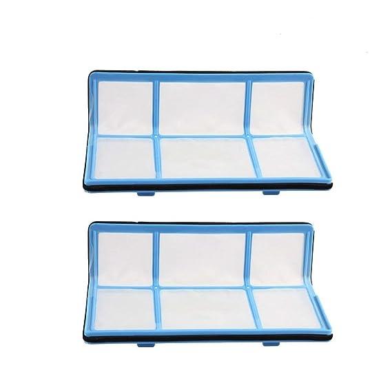 Amoy Kit de Recambio Filtro primario Compatible ILIFE V3s V3s Pro V5 V5s V5s Pro Robotic Aspiradora (Paquete de 2): Amazon.es: Hogar