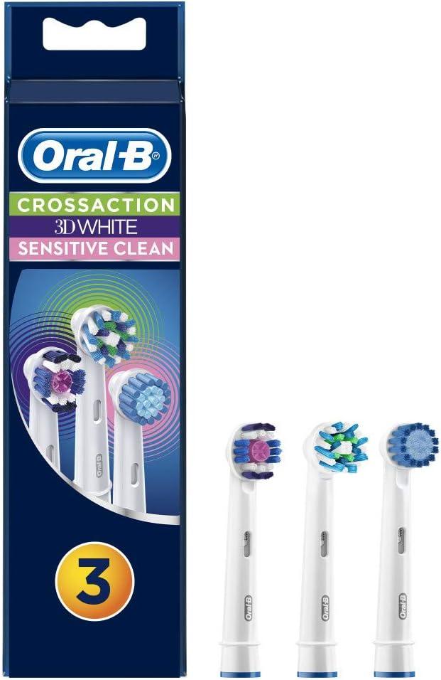 ORAL-B Multi Pack 3 en 1, cabezales para cepillos de dientes ...