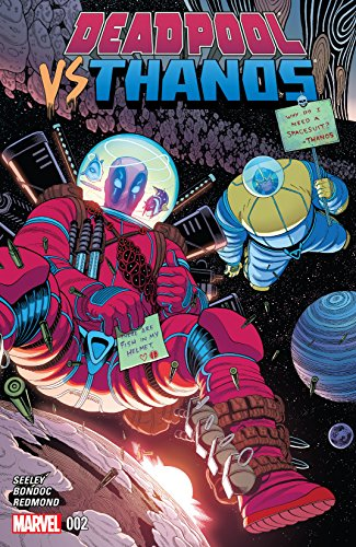 Deadpool vs. Thanos (2015) #2 (of 4) (Best Deadpool Graphic Novels)
