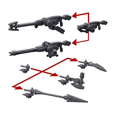 Bandai 5057814 30mm 1/144 Option Weapon 1, for Portanova: Toys & Games