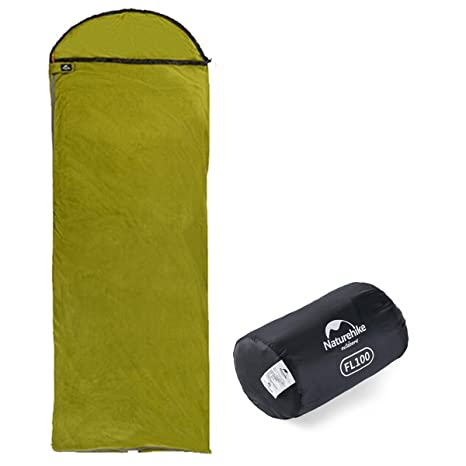 2c430fbdc34 Azarxis Sleeping Bag Liner Sleep Sack Sheets Blanket Fleece Lightweight  Portable Zipper Single 1 One Person Envelope for Travel Hotel Hostel Adult  Camping ...