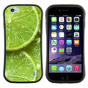 Hypernova Slim Fit Dual Barniz Protector Caso Case Funda Para Apple (4.7 inches!!!) iPhone 6 / 6S (4.7 INCH) [ propre et fraîche du printemps minimaliste]