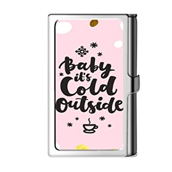 Amazon fj belly popular business card holder quotations fj belly popular business card holder quotations pattern design stainless steel material business card case reheart Choice Image
