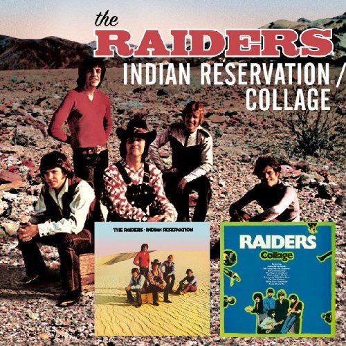 (Indian Reservation / Collage )