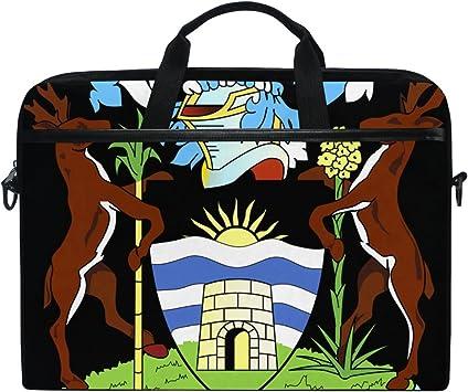 Deer in Autumn Laptop Bag,Shoulder Case Laptop Sleeve Bag Briefcase