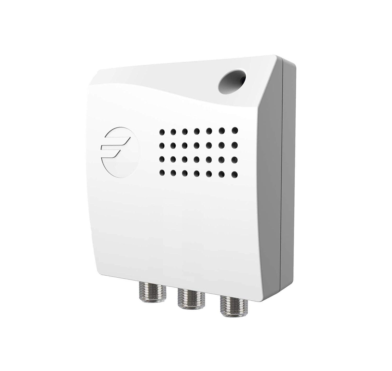 Kit de Amplificador de m/ástil de 35dB AML 920 DC y Fuente de alimentaci/ón de Fagor
